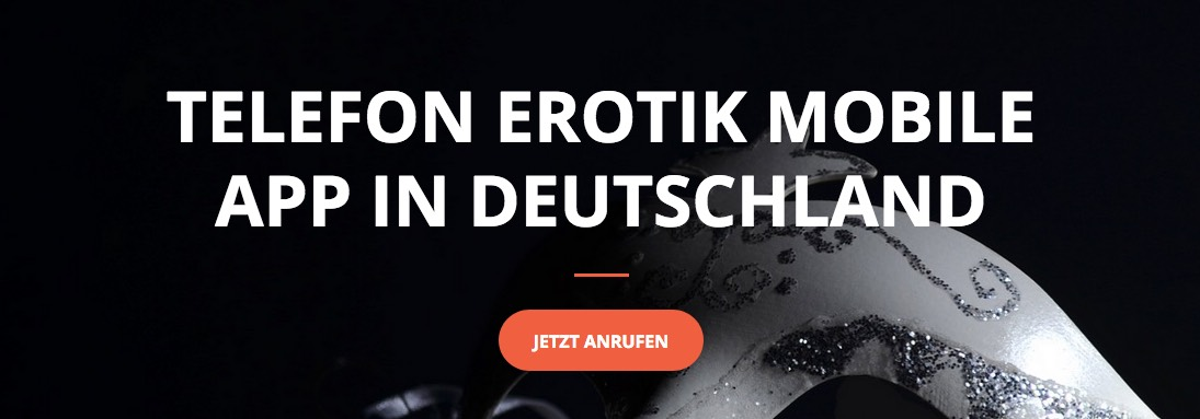 telefonsex deutschland mobile app